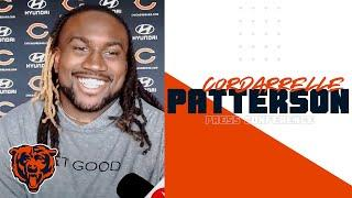 Cordarrelle Patterson on starting fast: 'We've got to help our defense out' | Chicago Bears