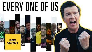 Rick Astley feat. The Unsung Heroes – Every One Of Us