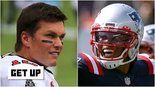 Why the Patriots are 'absolutely' better off with Cam Newton and not Tom Brady | Get Up