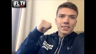 AND THE NEW? - UK BOXING RETURNS ON BT SPORT - JAMES BEECH JNR OUTLINES WHY HE BEATS BRAD FOSTER