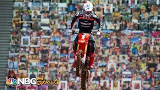 Supercross Round 16 at Salt Lake City | 250SX EXTENDED HIGHLIGHTS | 06/17/20 | Motorsports on NBC