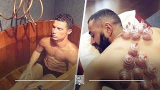 6 recovery techniques used by footballers | Oh My Goal
