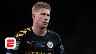 Kevin De Bruyne leaving Manchester City can 'be a blessing in disguise' – Marcotti | Premier League