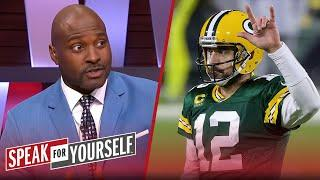 Packers & Aaron Rodgers are better sticking together following NFC loss — Wiley | NFL | UNDISPUTED