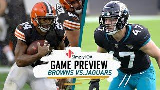 Game Preview (Week 12): Cleveland Browns vs. Jacksonville Jaguars