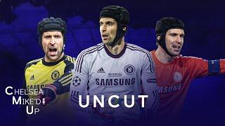 Petr Cech on Recovering From His Injury & THAT 2012 UCL Penalty Shootout | Chelsea Mike'd Up Uncut
