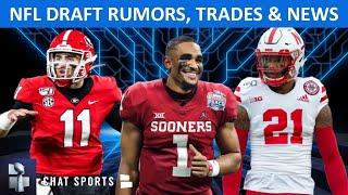 NFL Draft: Jake Fromm In Round 4? Cowboys Draft Needs, Eagles & Jalen Hurts + Day 3 Trade Rumors