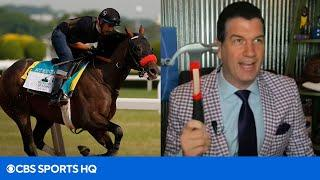 Belmont Stakes Picks from Legendary Horse Racing Handicapper | CBS Sports HQ