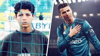 Cristiano Ronaldo's favorite team when he was a kid | Oh My Goal