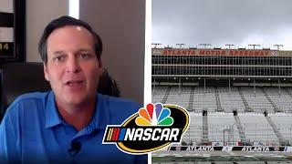 Atlanta could be NASCAR's toughest physical test yet | NASCAR America at Home | Motorsports on NBC