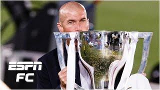 Zinedine Zidane has been 'counter cultural' at Real Madrid | ESPN FC