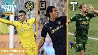 The top 5 teams in MLS right NOW