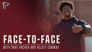 Will Calvin Ridley get 1,000 yards & more | Falcons Face-to-Face