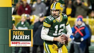 1-on-1 With Aaron Rodgers | Total Packers