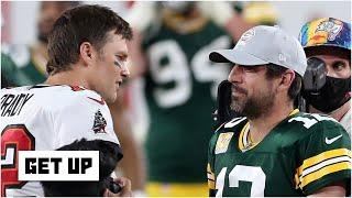 'We have to cherish' the Tom Brady vs. Aaron Rodgers NFC Championship Game - Ryan Clark | Get Up