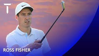 Ross Fisher shoots opening round 63 | 2020 Golf in Dubai Championship presented by DP World