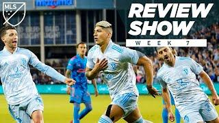 Nashville SC and Seattle Sounders Are the Only Two Unbeaten Teams This Season | MLS Review Show