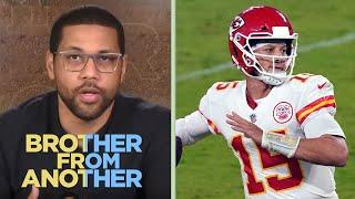 Is Patrick Mahomes really 'changing the game'? | Brother From Another | NBC Sports