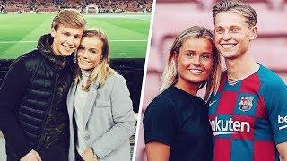 Frenkie de Jong and Mikky Kiemeney make the perfect couple | Oh My Goal
