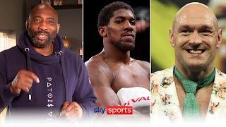 Joshua vs Fury is within 'touching distance'   | Johnny Nelson on Anthony Joshua vs Tyson Fury