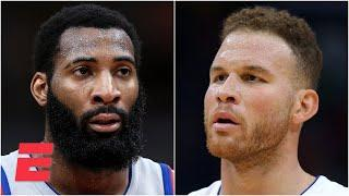 The best landing spots for Andre Drummond and Blake Griffin | KJZ