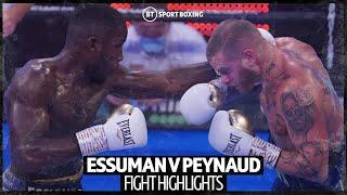 Brilliant performance! Ekow Essuman v Cedric Peynaud fight highlights
