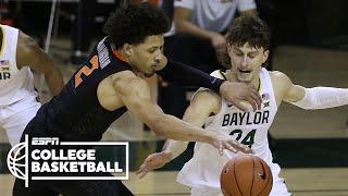 No. 3 Baylor holds off Cade Cunningham & Oklahoma State [HIGHLIGHTS] | ESPN College Basketball
