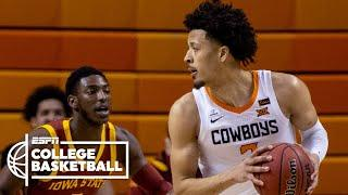 Cade Cunningham drops 21, 5 & 7 vs. Iowa State [HIGHLIGHTS] | College Basketball on ESPN