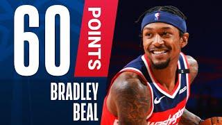 Bradley Beal Goes For A Career-High 60 PTS