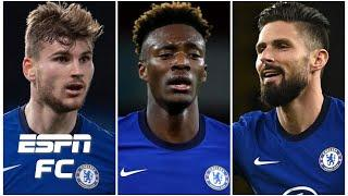 Timo Werner, Tammy Abraham or Olivier Giroud: Who's Chelsea's best option at No. 9? | Extra Time