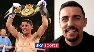 Which opponent does Anthony Crolla WISH he had faced?   Doing The Rounds