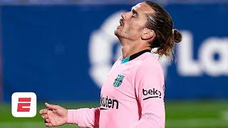 If Antoine Griezmann doesn't start El Clasico is that the end for him at Barcelona? | La Liga
