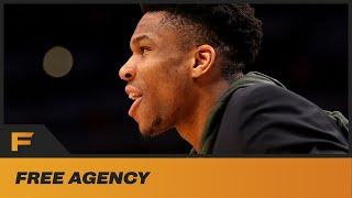 Giannis Antetokounmpo: NBA Season's Most Sought After Player, But Which Team Will He End Up With?