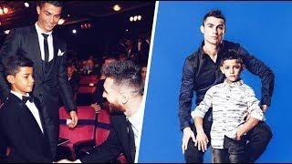 Messi & Ronaldo: perfect players & perfect dads - Oh My Goal