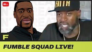 NBA Star Stephen Jackson DEMANDS Justice For Murdered Brother & Friend George Floyd! | Fumble Live!