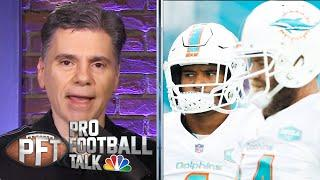 Was Tua Tagovailoa move influenced by Joe Burrow, Justin Herbert? | Pro Football Talk | NBC Sports