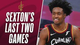 Collin Sexton's Remarkable Two-Game Stretch | 6️⃣7️⃣ PTS, 2 Wins