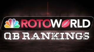 2020 Fantasy Football Quarterback Rankings | Rotoworld