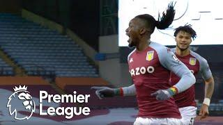 Bertrand Traore extends Aston Villa's lead over Newcastle | Premier League | NBC Sports