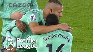 Richarlison sneaks Everton in front of Leicester   Premier League   NBC Sports