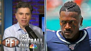 Seahawks interested in signing Antonio Brown | Pro Football Talk | NBC Sports