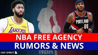 NBA Free Agency Rumors Today: Trade Rumors On Russell Westbrook & Terry Rozier, Enes Kanter Trade