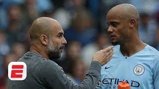 Why joining Pep Guardiola at Manchester City would be a 'step back' for Vincent Kompany | ESPN FC