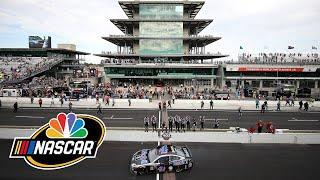 NASCAR returns to NBC at The Brickyard (HYPE VIDEO) | Motorsports on NBC