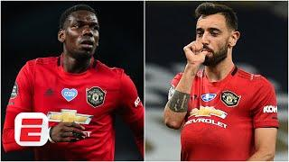 Premier League review: Paul Pogba & Bruno Fernandes excite and Arsenal fall apart | ESPN FC