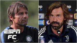How much pressure is on Antonio Conte and Inter Milan to beat Juventus this season? | Serie A