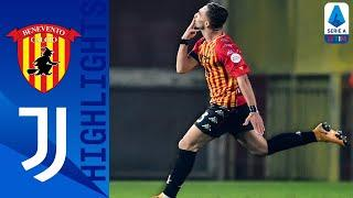 Benevento 1-1 Juventus | Juve Held To Draw As Letizia Cancels out Morata's opener | Serie A TIM