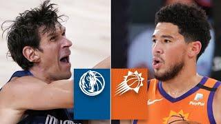 Dallas Mavericks vs. Phoenix Suns [FULL HIGHLIGHTS] | 2019-20 NBA Highlights
