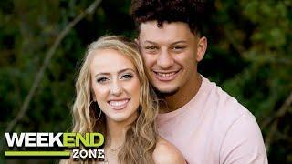 Pat Mahomes & Fiance Forced To Sleep Separately, Rodgers Slams QBs & Pick For Game Of The Week | WZ