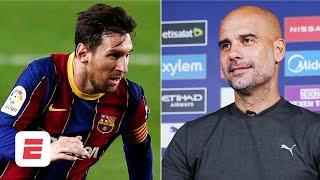 Is Lionel Messi headed to Manchester City with Pep Guardiola's contract extension? | ESPN FC
